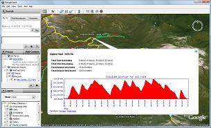 Chuffnuts GPS GPX to KML / KMZ Converter and Processor